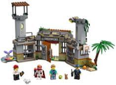 LEGO Hidden Side 70435 Zapuščen zapor v mestu Newbury