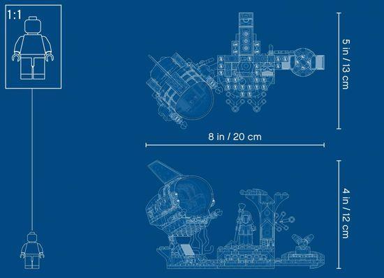 LEGO Hidden Side 70433 Podmornica J. B.