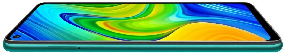 Xiaomi Redmi Note 9, 3GB/64GB, Global Version, Forest Green