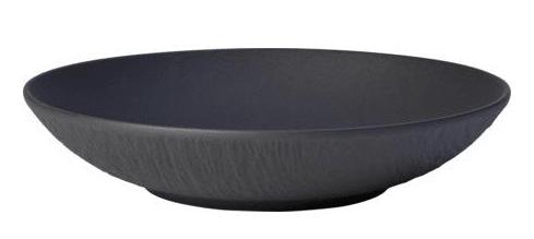 Villeroy & Boch skleda, premer 24 cm, 1,1 L, črna