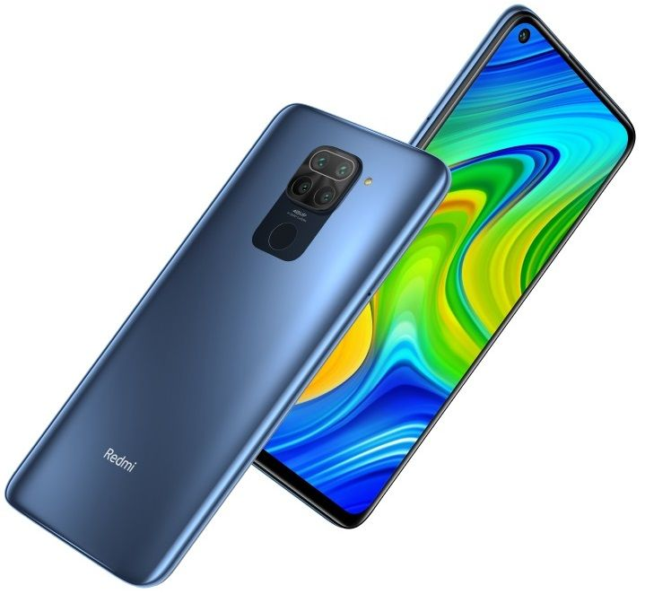 Xiaomi Redmi Note 9, 3GB/64GB, Global Version, Midnight Grey