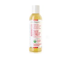 Alteya Organics Čistící gel na obličej vanilka a geranium 150 ml
