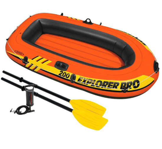 Intex explo 2 čoln