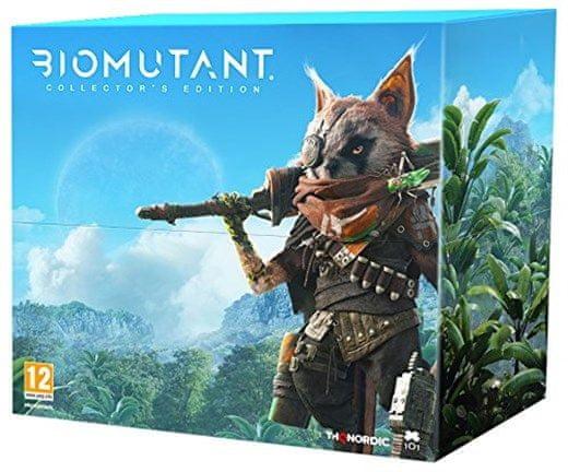 THQ Nordic Biomutant - Collectors Edition igra (PS4)