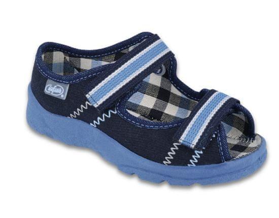 Befado chlapčenské sandále Max 969Y101