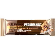 ProteinPro BigBite čokoladna ploščica, 45 g, piškot/krema