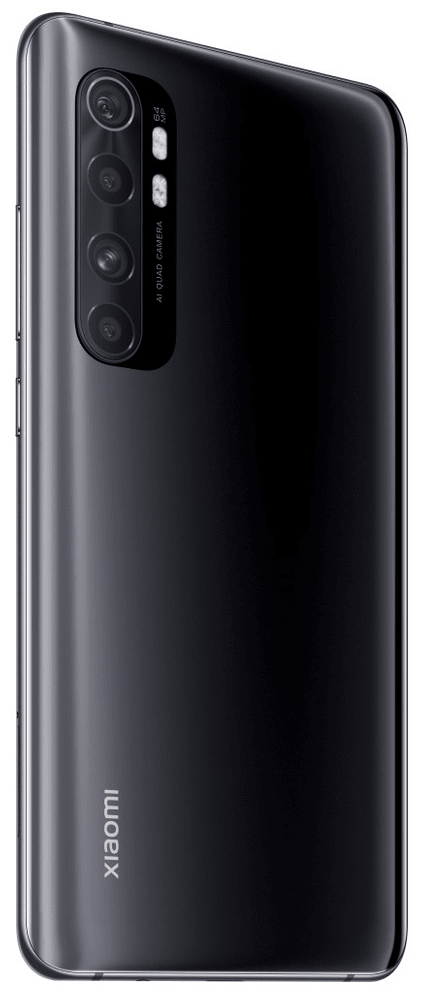 Xiaomi Mi Note 10 Lite, 6GB/128GB, Global Version, Midnight Black