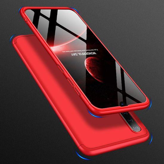 GKK 360 Full Body műanyag tok Samsung Galaxy A70, piros