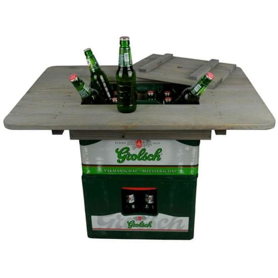 shumee Esschert Design Namizna plošča za zaboj za pivo NG76