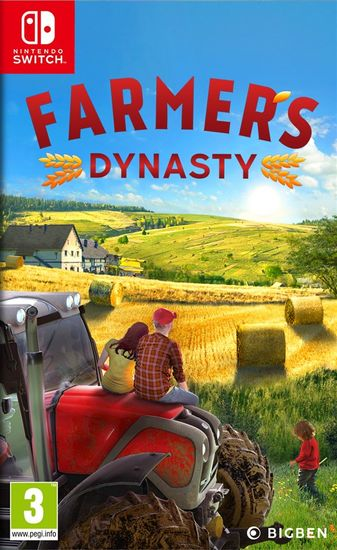 Big Ben Interactive Farmer's Dynasty igra (Switch)