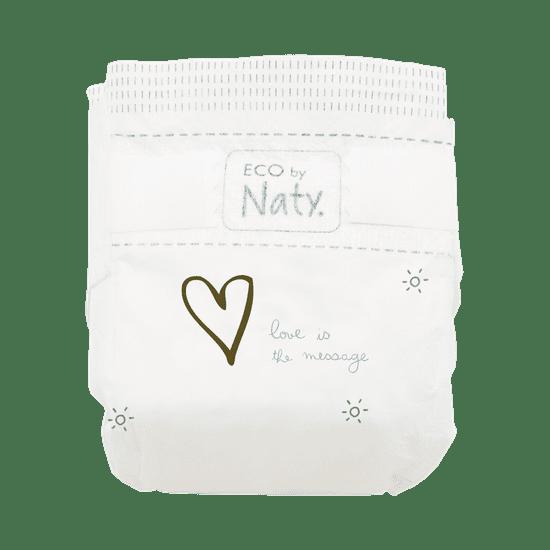 ECO by Naty plenice 2 Mini (3-6 kg) 33 kosov