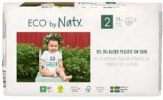 ECO by Naty pieluchy 2 Mini (3-6 kg) 33 szt.