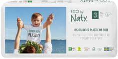 ECO by Naty Plenky 3 Midi ECONOMY PACK (4-9 kg) 50 ks