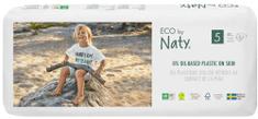 ECO by Naty Plenky 5 Junior (11-25 kg) ECONOMY PACK, 40 ks