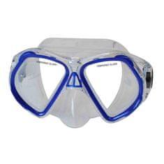 CALTER Junior 4250P potapljaška maska, modra - Odprta embalaža