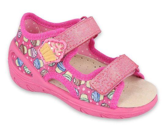 Befado sandały dziewczęce Sunny 065P136