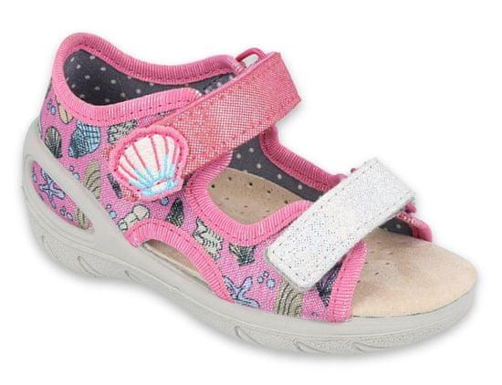 Befado dekliški sandali Sunny 065P134