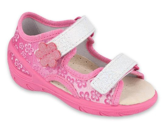 Befado sandale za djevojčice Sunny 065X138