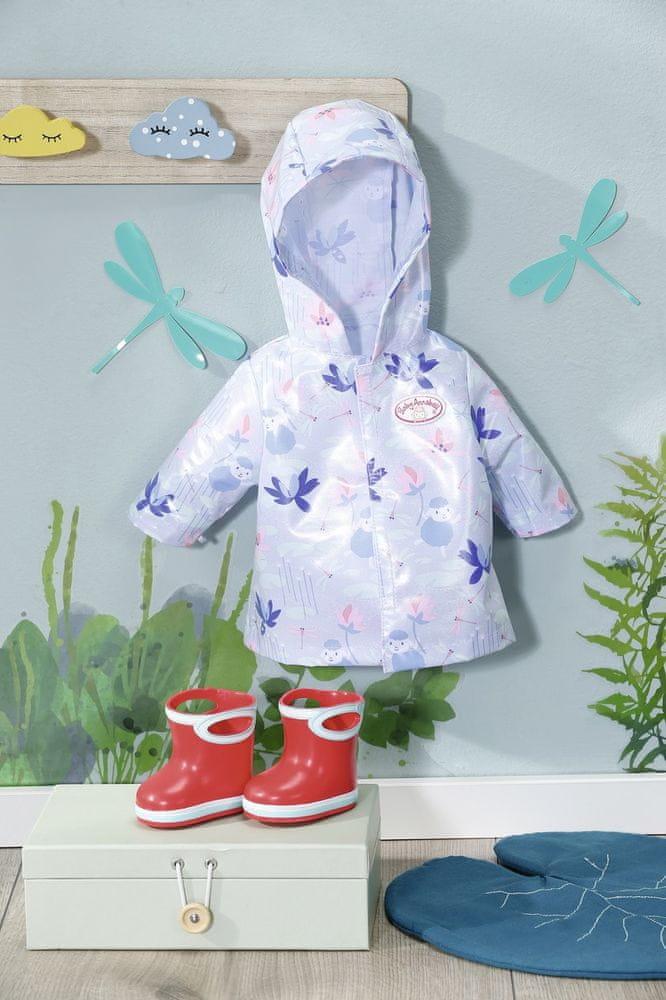 Baby Annabell Annabell, 43 cm + Oblečení do deště - zánovní