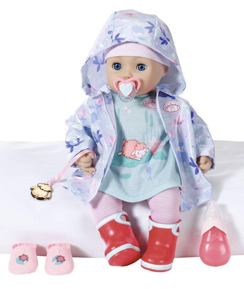 Baby Annabell Annabell, 43 cm + Oblečení do deště