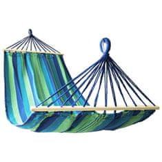CALTER Fiesta viseča mreža, zelena/modra