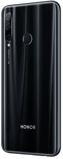 Honor 20E mobilni telefon, 4GB/64GB, Midnight Black
