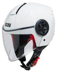 iXS Otvorena JET kaciga za motocikle s vizirom 851 1.0, bijela, S