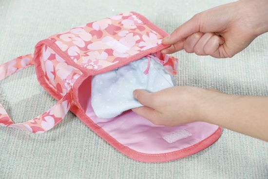 Baby Annabell voziček s previjalno torbo