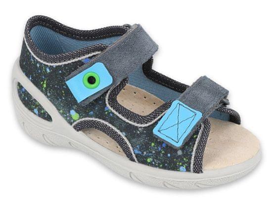 Befado fantovski sandali Sunny 065P127