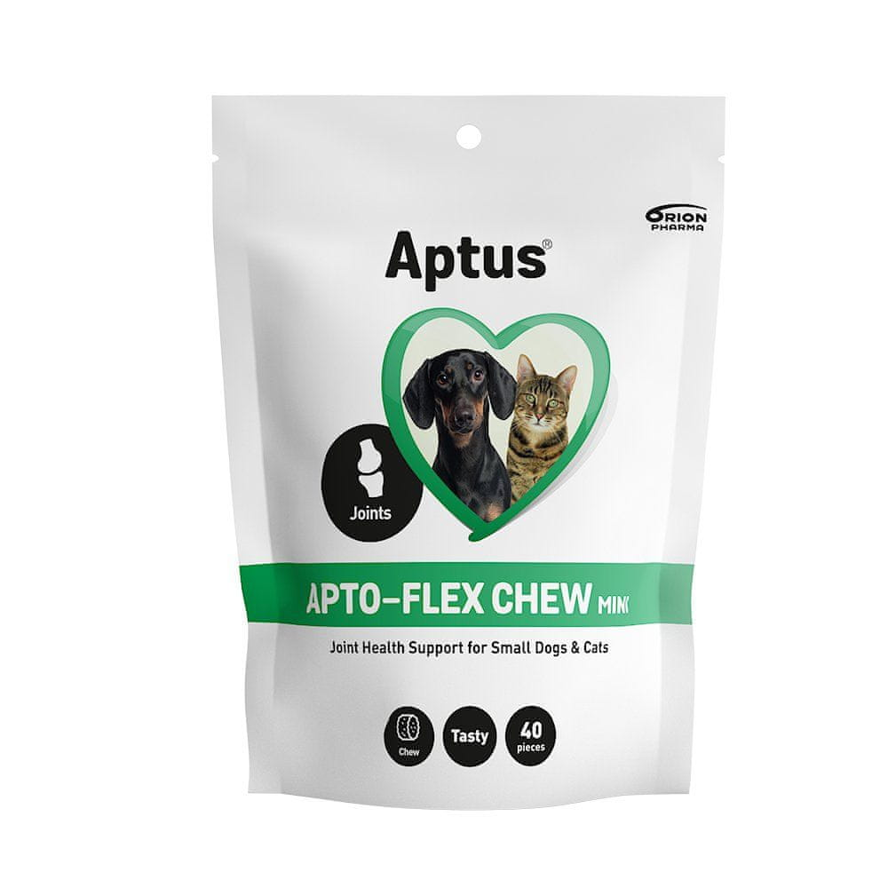 Aptus Apto-flex Chew Mini 40 tbl.