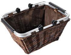 Kesper Nákupný košík s textilnou vložkou