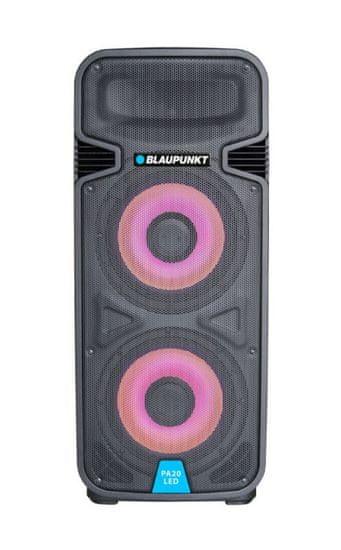 Blaupunkt PA20LED karaoke profesionalni zvočni sistem