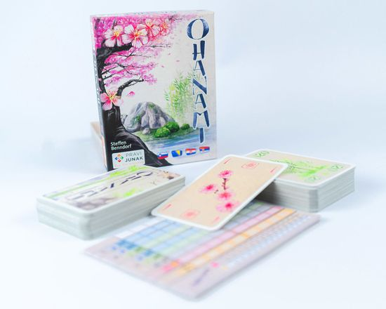 Pravi Junak igra s kartami Ohanami