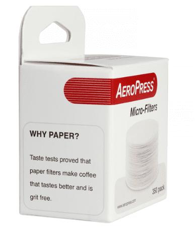 Aerobie Aeropress papírové filtry, 350 ks