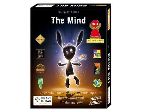 Pravi Junak igra s kartami The Mind