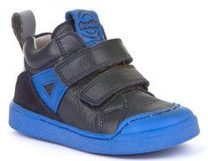 Froddo chlapecká kotníková obuv G2110081 24 tmavě modrá