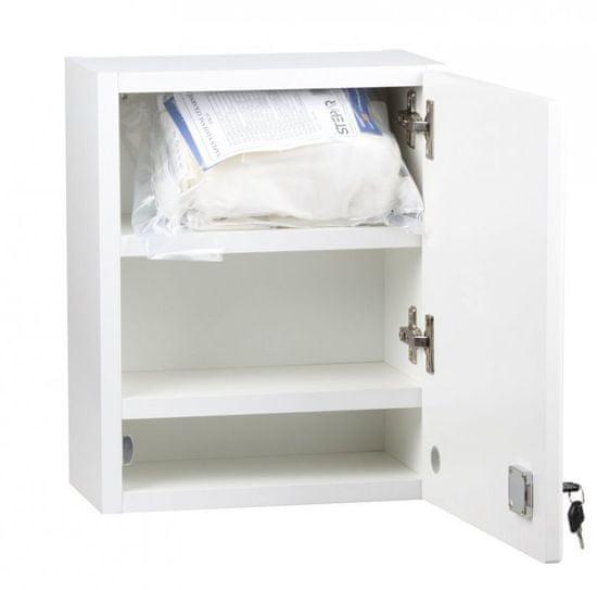 ŠTĚPAŘ Stenska omarica za prvo pomoč LUX do 20 oseb – bela