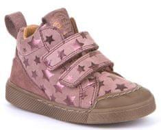 Froddo dívčí kotníková obuv G2110081-7 24 růžová