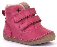 Froddo dívčí kotníková zimní obuv G2110087-11 23 růžová