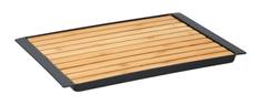 TimeLife Prkénko na krájení pečiva 38 x 27 x 2 cm