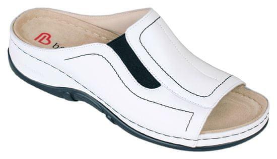 Berkemann ISABELLA zdravotní pantofle dámská bílá Berkemann Velikost Berkemann: 3