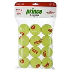 Prince Stage 2 žogice za tenis, 12 kosov