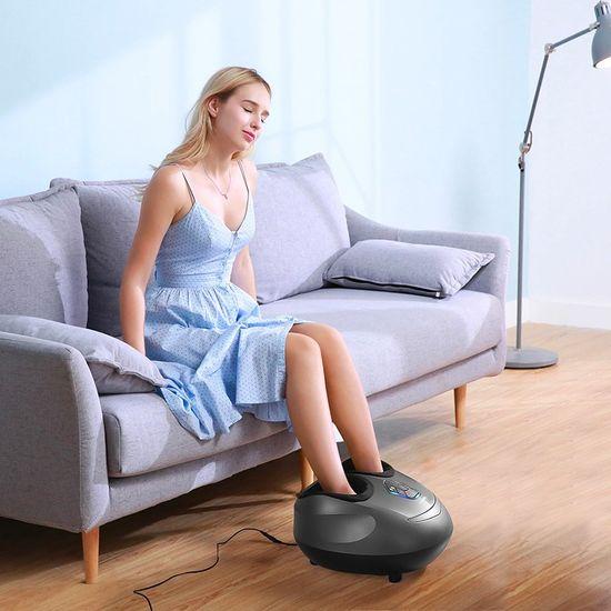 Naipo MGF-836 shiatsu masažna naprava za stopala