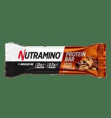 Nutramino Chutná Proteinová Tyčinka Arašídy a Karamel- 60g