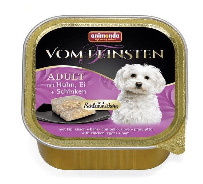 Animonda V.Feinsten CORE hovězí, jogurt + vločky pro psy 22x150 g