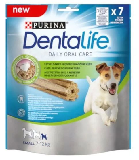 Purina DentaLife – SMALL 5 x 115 g