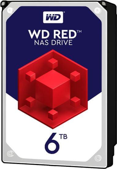 """Western Digital WD Red (EFAX) , 3,5"""" - 6TB WD60EFAX"""