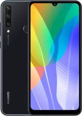 Huawei Y6p, 3GB/64GB, Midnight Black