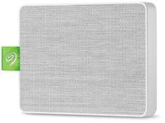 Seagate Ultra Touch SSD 1 TB, bílá (STJW1000400)