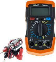 Retlux RDM 3001 Digitální multimetr (50002704)